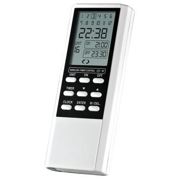 KlikAanKlikUit Afstandsbediening ATMT-502 met Timerfunctie