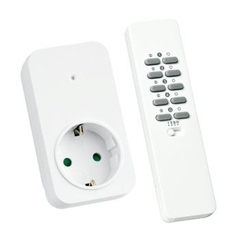 KlikAanKlikUit Stopcontact Dimmer ACD-200R met Afstandsbediening