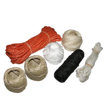 Voordeelpak touw assorti 7-delig