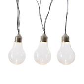 LED solar lamp lichtsnoer 10 lichts