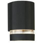 GAMMA buitenlamp Motala 1-lichts zwart