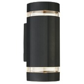 GAMMA buitenlamp Motala 2-lichts zwart