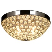 Plafondlamp Carballo transparant
