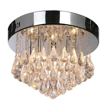 Plafondlamp Felice transparant