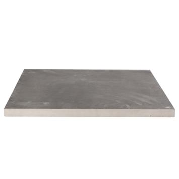 Keramische Terrastegel Kerastrada Antraciet 60x60x3 cm