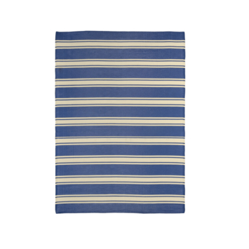 Buitenkleed Shantou Streep Blauw 160x230 CM