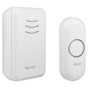 Byron DBY-22311 Draadloze deurbelset batterij 150m