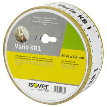Isover luchtdicht isolatietape Vario kb1 40 meter 6 cm