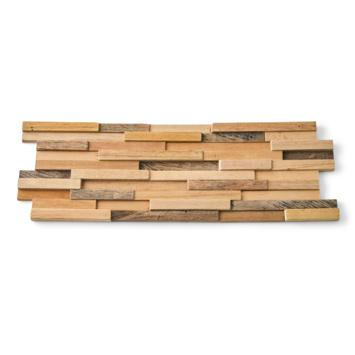 Wandbekleding Boho Wood design nature 0.57m2