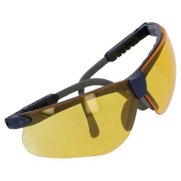 Veiligheidsbril voor meer contrast