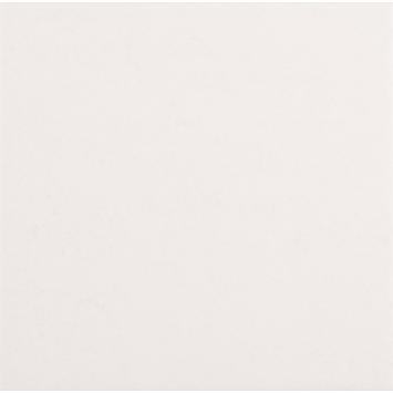 Vloertegel Venti Wit 20x20 cm 1,00 m²