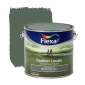 Flexa Couleur Locale muurverf Energizing Ireland moss mat 2,5 liter