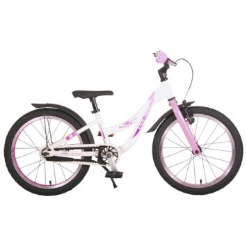 Kinderfiets Volare Glamour Parelmoer Roze 18 inch