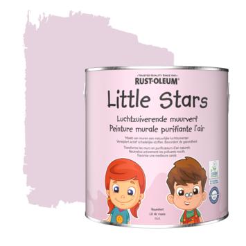 Rustoleum Little Stars Luchtzuiverende Muurverf Rozenbed 2,5 liter