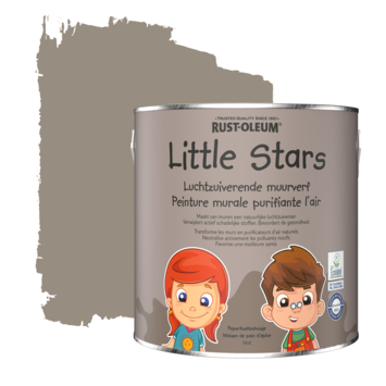 Rustoleum Little Stars Luchtzuiverende Muurverf Peperkoekenhuisje 2,5 liter