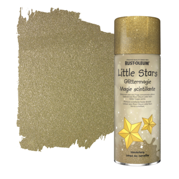Rustoleum Little Stars Glittermagie Wonderlampglitterspray400 ml