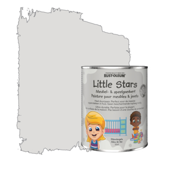 Rustoleum Little Stars Meubel- en Speelgoedverf Elfenvleugels 750ml