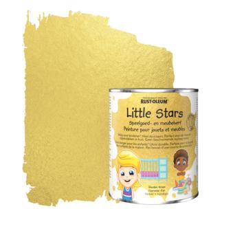 Rustoleum Little Stars Meubel- en Speelgoedverf Gouden Kroon 750ml Metallic