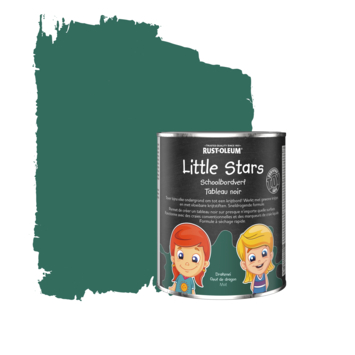 Rustoleum Little Stars Schoolbordverf Drakenei 750ml