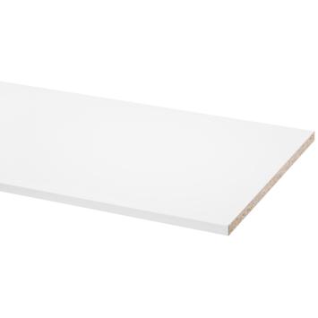 Meubelpaneel wit 183x40 cm 18 mm
