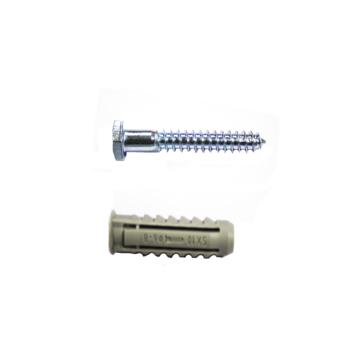 Fischer SX-plug 10x50 mm met schroef 5 stuks