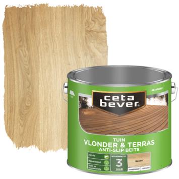Cetabever vlonder & terras anti-slip beits kleurloos 2,5 liter