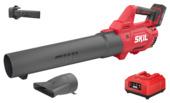 SKIL 20V accu bladblazer brushless 0330AC 2,5Ah accu + snellader