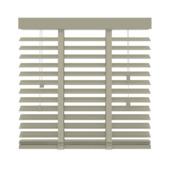 GAMMA horizontale jaloezie hout 50 mm 945 leem 220x220 cm
