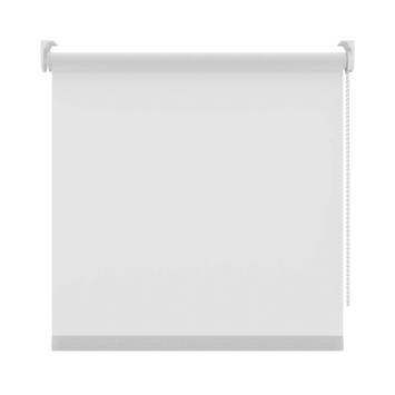 GAMMA rolgordijn uni lichtdoorlatend 833 wit 90x190 cm