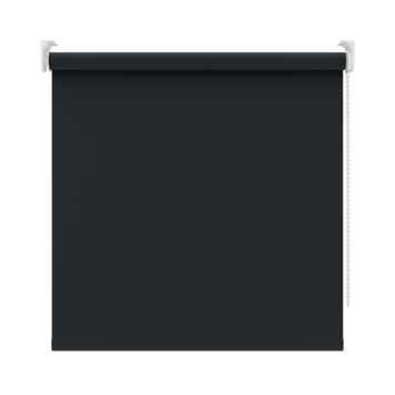 GAMMA rolgordijn uni verduisterend 5710 zwart 210x190 cm