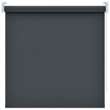 GAMMA rolgordijn uni verduisterend 5710 zwart 60x190 cm