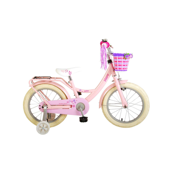 Kinderfiets Volare Ashley Pink 16 inch