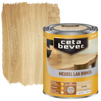 Cetabever meubellak zijdeglans 750 ml