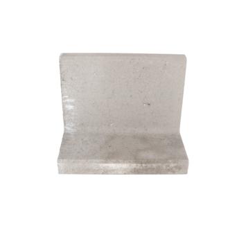 L-element Beton Grijs 50x30x40 cm