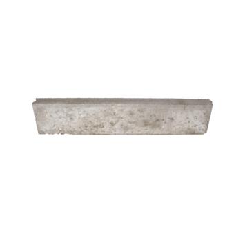 Opsluitband Beton Grijs 100x20x8 cm