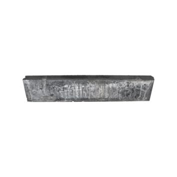 Opsluitband Beton Antraciet 100x20x8 cm