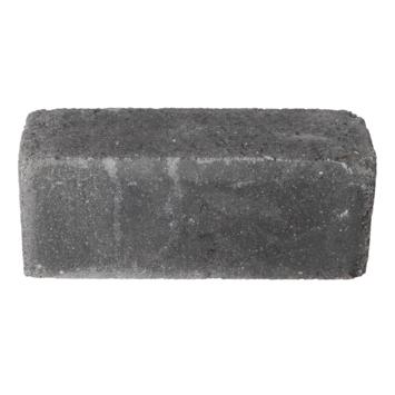 Stapelblok Beton Getrommeld Antraciet 60x12x10 cm