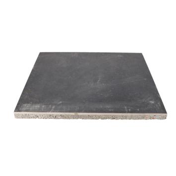 Keramische Terrastegel Kerastrada Cerajoy Onyx Zwart 60x60x3 cm