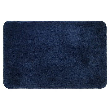 Sealskin Badmat Angora Blauw 60x90 cm