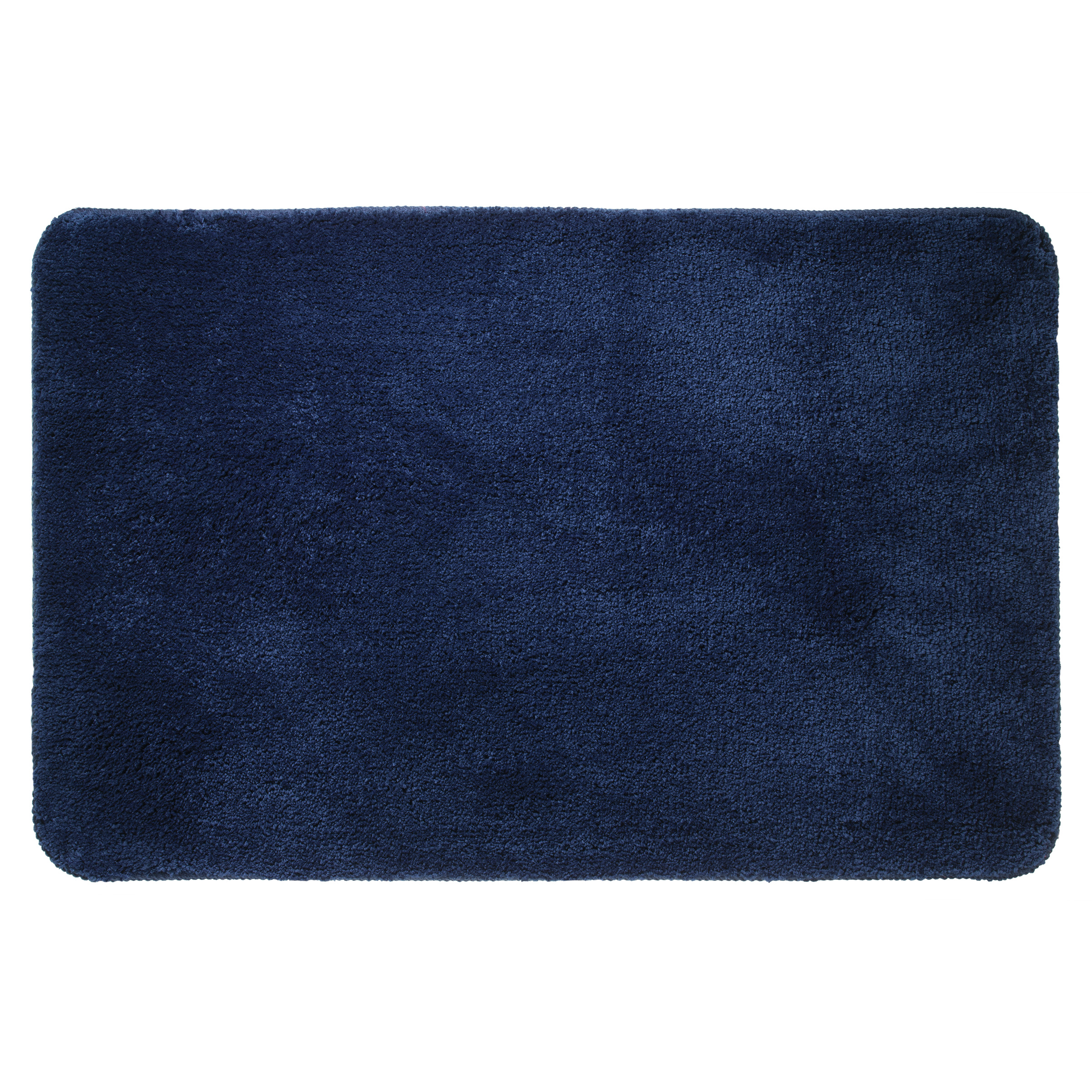 Sealskin Angora badmat 90x60cm polyester Blauw