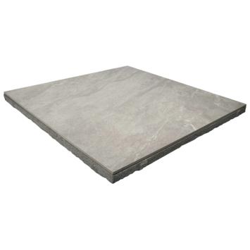 Keramische Terrastegel Falun Cenere 80x80x4 cm