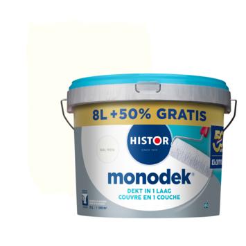 Histor Monodek latex RAL 9016  8 liter + 50%