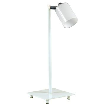 Gamma Jan Des Bouvrie Tafellamp Cilinder Met Touch Schakelaar Wit Kopen