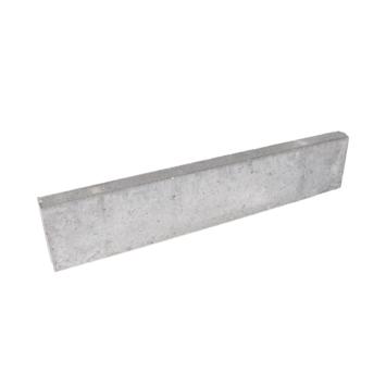 Opsluitband Beton Grijs 100x15x6 cm