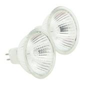 GAMMA reflectorlamp GU5.3 40W warm wit 2 stuks