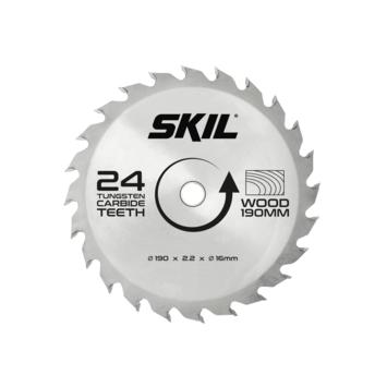 SKIL cirkelzaagblad 190mm 2610S00272 voor model 5830