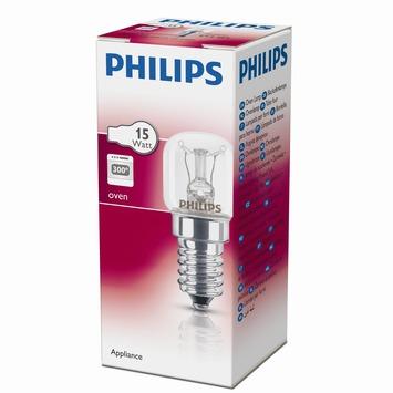 Philips bakovenlamp E14 15W hittebestendig