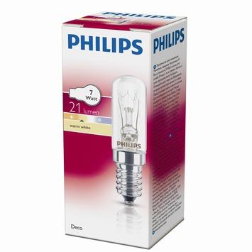 Philips buislamp E14 7W helder
