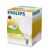 Philips spaarlamp Globe E27 16W warm wit