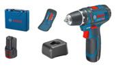 Bosch Professional accuboormachine GSR 12V-15